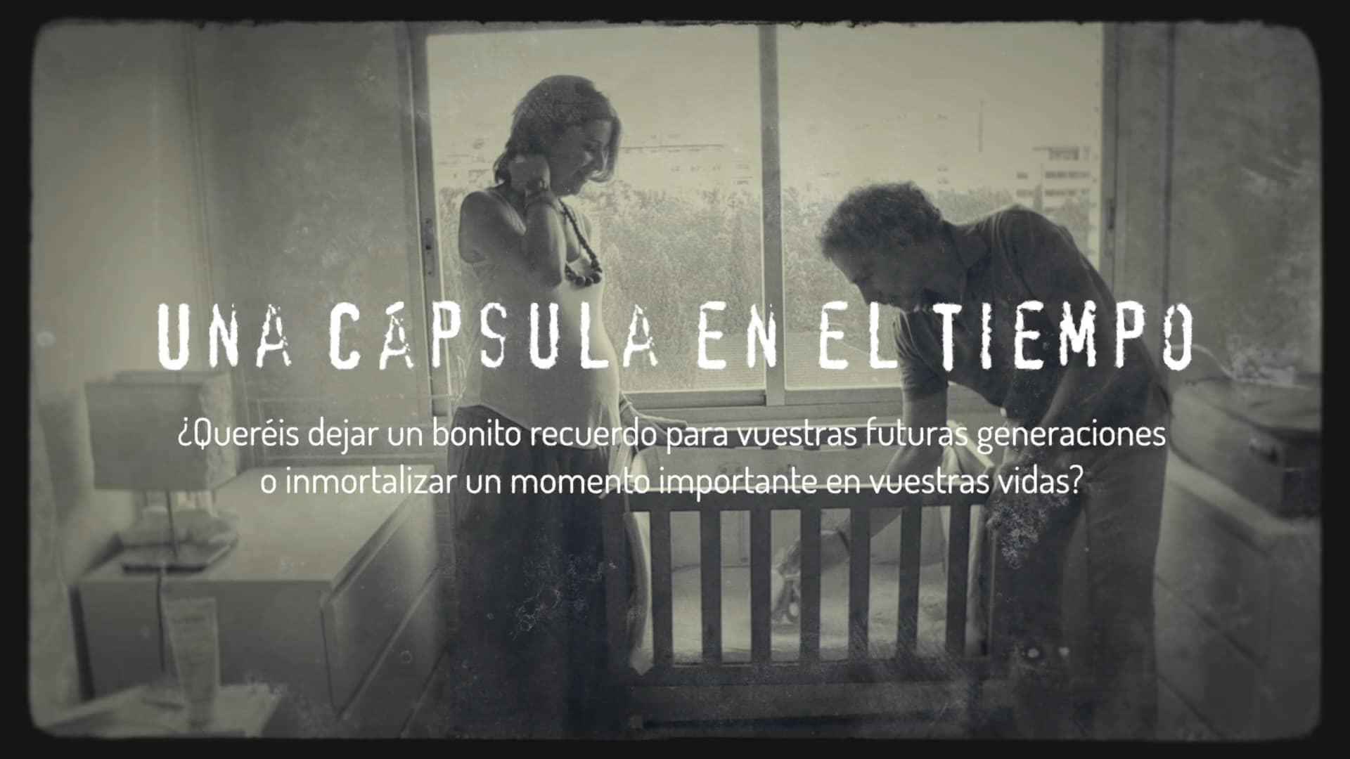 fotógrafo corporativo y servicios de streaming en madrid capsula en el tiempo eventop